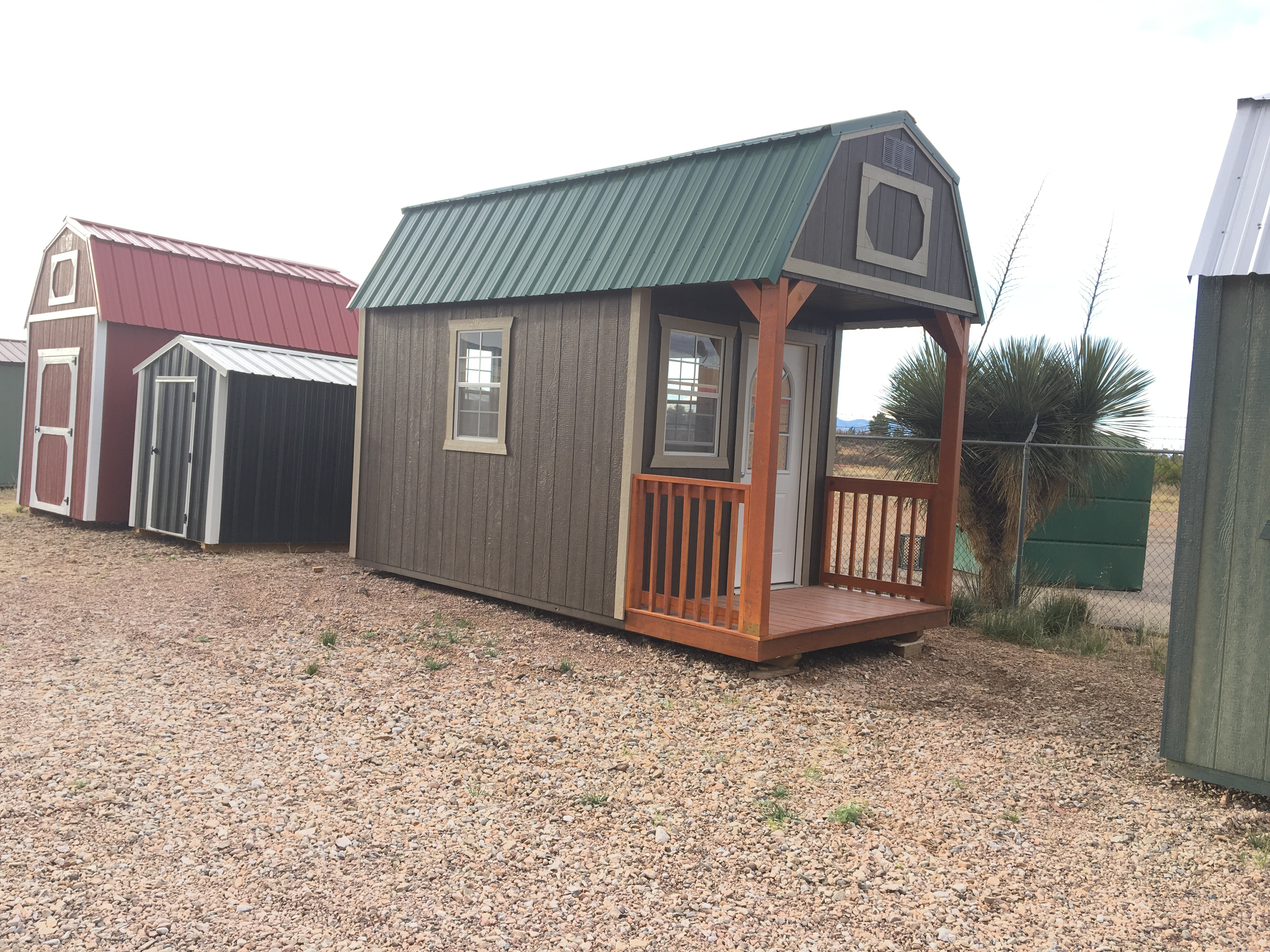 Cabins - Tiny Houses - Tucson Sheds