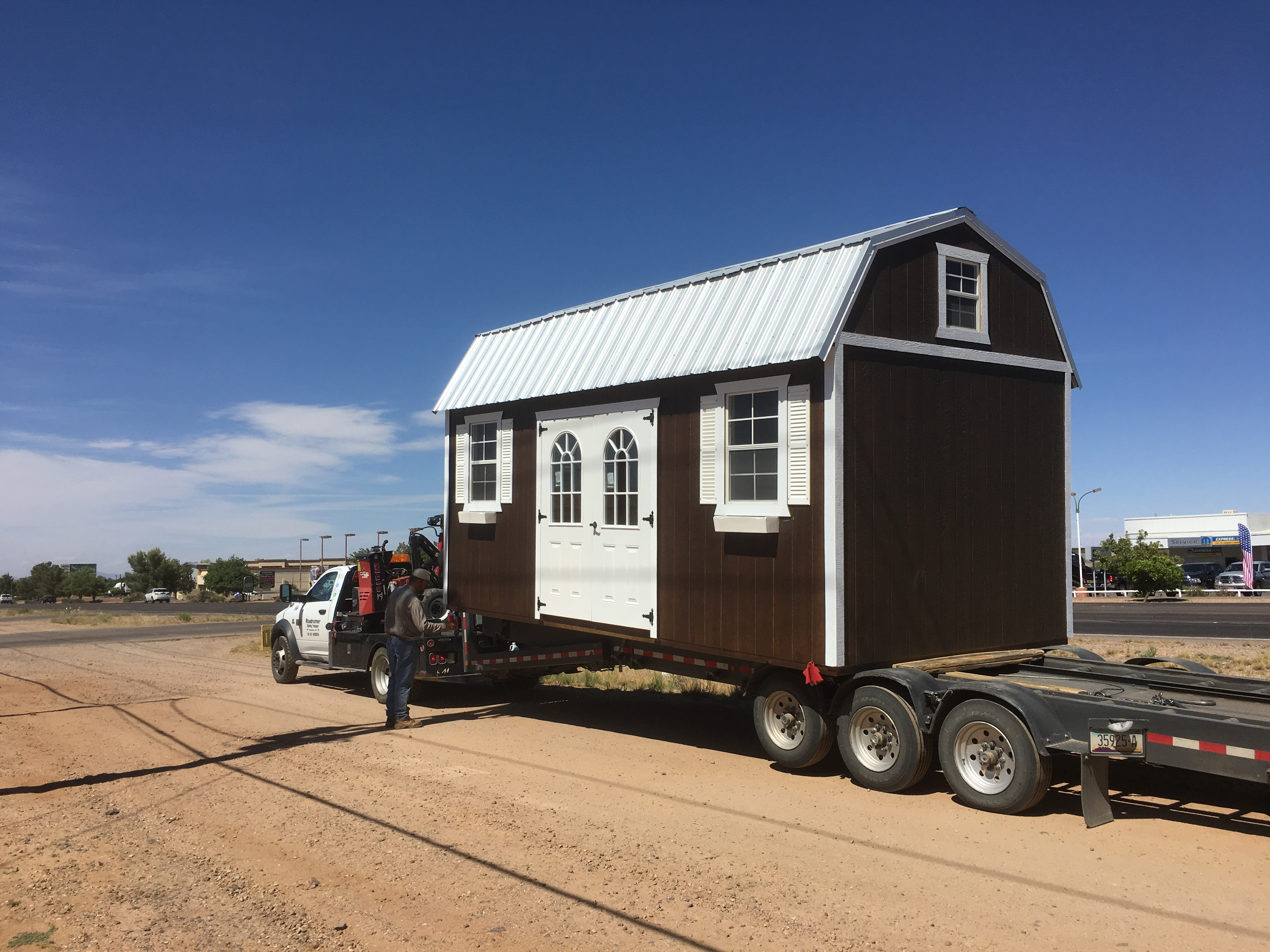 Portable Buildings – Tucson Sheds